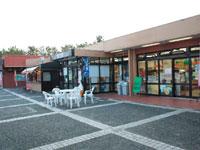 前沢サービスエリア(上り)・写真