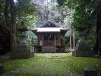 茂宇気神社・写真