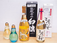 藤井酒造(見学)・写真