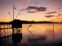 東郷湖・写真