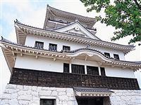 お城山展望台河原城・写真
