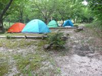 一向平キャンプ場・写真
