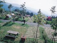 わかさ氷ノ山(自然ふれあいの里)キャンプ場・写真