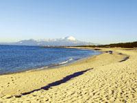 弓ヶ浜海岸・写真