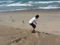鳥取大砂丘サンドボード体験試乗会・写真