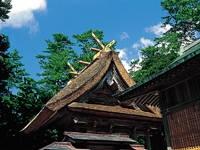 水若酢神社・写真