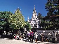 津和野カトリック教会・写真