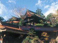 高津柿本神社・写真