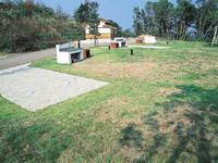 島根県立万葉公園オートキャンプ場・写真