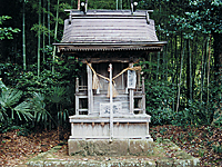 栗柄神社・写真
