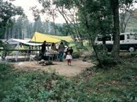 奥津温泉星の里キャンプビレッジ・写真