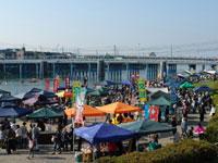 京橋朝市・写真