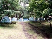 塩釜キャンプ場・写真