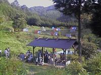 高仙の里よのキャンプ場・写真