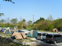 久米南美しい森キャンプ場・写真