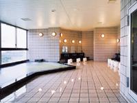 蒜山ラドン温泉「高原の湯」・写真