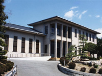 備前市歴史民俗資料館・写真