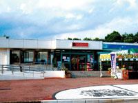 勝央サービスエリア(上り)・写真