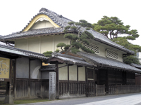 松阪邸・写真