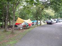 ひろしま県民の森キャンプ場・写真