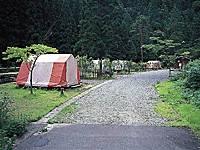 龍頭峡交流の森キャンプ場・写真