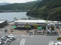 道の駅 湖畔の里福富・写真
