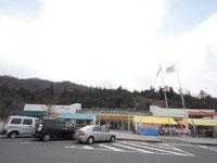 小谷サービスエリア(下り)・写真