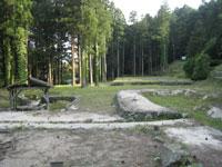 大板山たたら製鉄遺跡
