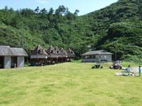 青海島キャンプ村・写真