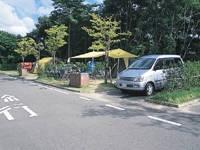 豊田湖畔公園キャンプ場・写真