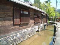 旧湯川家屋敷・写真