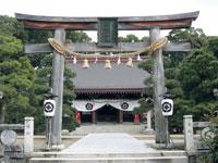 松陰神社・写真