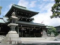 遠石八幡宮・写真