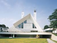 山口サビエル記念聖堂・写真