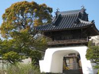 光台寺楼門・写真