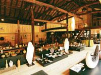 萩焼資料館・写真