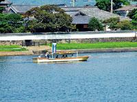 萩八景遊覧船・写真