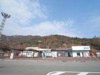 佐波川サービスエリア(下り)・写真
