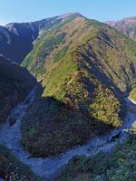 祖谷渓谷・写真