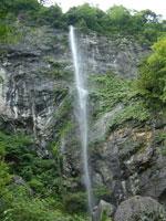 灌頂ヶ滝・写真