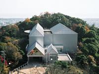 鳴門ガレの森美術館・写真