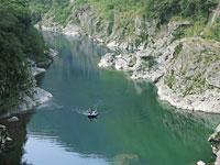 四国吉野川ナイスラフティング・写真