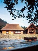 四国民家博物館「四国村」