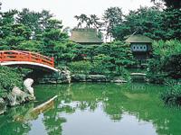 中津万象園・写真