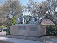 平和の群像・写真