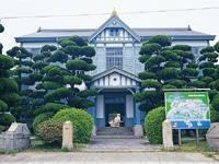 粟島海洋記念館・写真