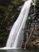 虹の滝キャンプ場・写真