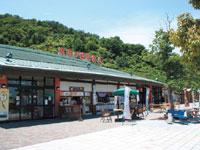 津田の松原サービスエリア(下り)・写真