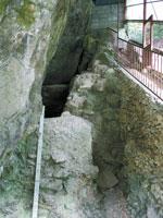 上黒岩岩陰遺跡・写真