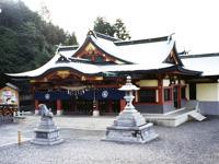 石鎚神社本社・写真